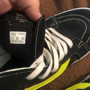 Vans Shoes - Vans sk8 hi sz 12 no box